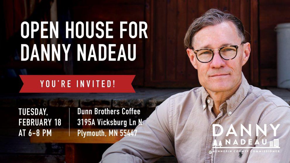 Open House Fundraiser